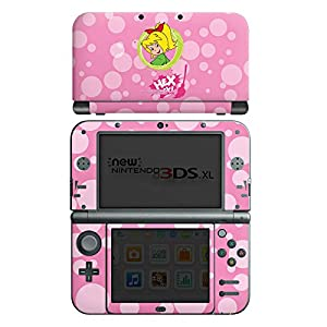 DeinDesign Skin kompatibel mit Nintendo New 3DS XL Aufkleber Sticker Folie Bibi Blocksberg Fanartikel Merchandise Fan Article Merchandise