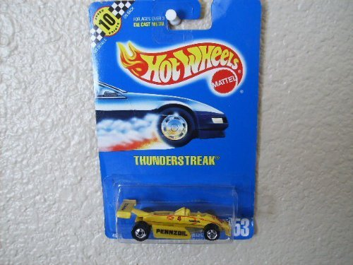 hot-wheels-thunderstreak-all-blue-card-153-yellow-pennzoil-by-hot-wheels