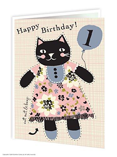littly Dolly wotsit-Kinder-Geburtstagskarte