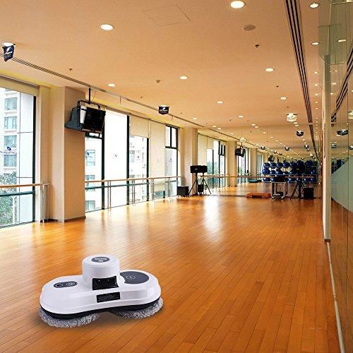 2016 Neuerscheinung Winbot Fensterreinigungs-Roboter with Smartphone APP Fernsteuerung vollautomatischer Reinigungsroboter für Fenster, Reinigungsroboter für Glas, Glastür, Wand, Tisch, Schrank, Fenster, Badezimmer -