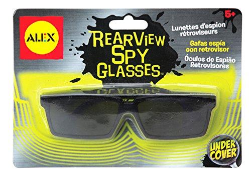 Alex Super Sleuth Rückfahrkamera Spy Gläser