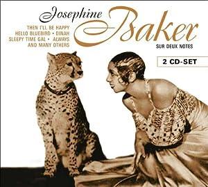 Josephine Baker -  The exotic Josephine Baker