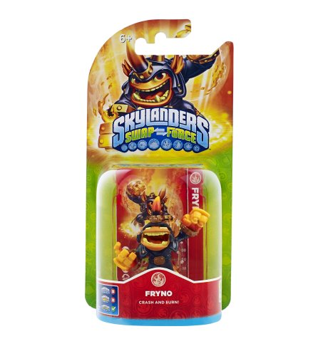 Skylanders Swap Force - Single Character - New Core - Fryno - Ps3 Figuren Skylanders