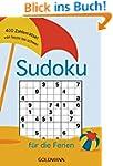 Sudoku für die Ferien: 400 Zahlenräts...