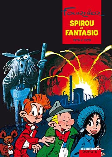 Spirou et Fantasio - L'intégrale - tome 11 - Spirou et Fantasio 11 (intégrale) 1976-1979