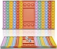 Big Size Push Pop Bubble Fidget Toy, 11.8Inch Big Size Pop Stress Relief for Kids and Adults, Sensory Irritabi