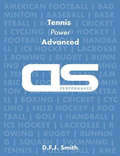 DS Performance - Strength & Conditioning Training Program for Tennis, Power, Advanced (English Edition)