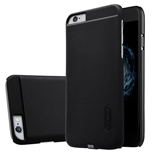 Nillkin iPhone 6/6S Wireless Charging Fall, Qi Standard Magic Fall Wireless Charging Case für Apple iPhone 6, iPhone 6S schwarz Nillkin Fall