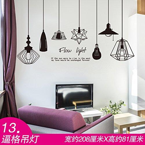 Pvc-Weltkarte Klassenzimmer Home Office Lounge eingerichtet im eleganten klassischen Tapeten der Stadt, 13. Gezwungen Format Kronleuchter (Weltkarte Im Klassenzimmer)