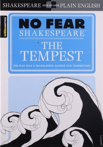 The Tempest (No Fear Shakespeare) Unstated edition by William Shakespeare (2003) Paperback