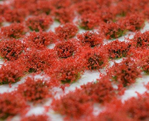 WWS Poppy Self Adhesive Static Grass x 100 Tufts WIL004