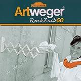 ARTWEGER Ruckzuck 60 Scherentrockner Wäscheständer Wäschetrockner