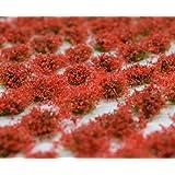 WWS Poppy Autoadhesivo Hierba Estática x 100 Tufts WIL004