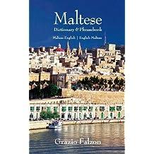 Maltese-English/English-Maltese Dictionary and Phrasebook (Hippocrene Dictionaries & Phrasebooks)