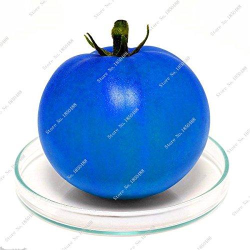 Mixte Tomates cerises Saint Fruit Tomate Graine exotiques savoureux fruit juteux légumes Graine culture facile 120 Pcs plantes ornementales 3