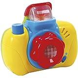 PlayGo - Mi primera Cámara de fotos con luz y sonido (Colorbaby 42517)