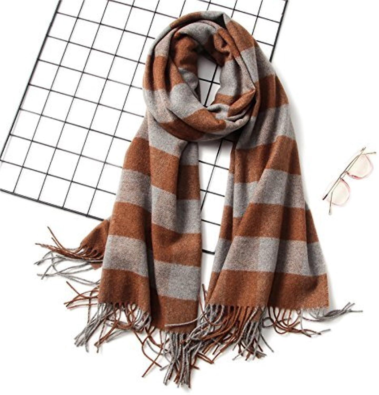 DEED Sciarpa-Donna Sciarpa Invernale Sciarpa Calda Sciarpa Sciarpa  all-Match d35644a105ec