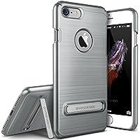 Cover iPhone 7, VRS Design [Simpli Lite][Argento
