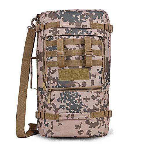 Yinggg tela zaino da uomo casual Daypacks borsa da viaggio per escursionismo/campeggio/all' aperto camouflage
