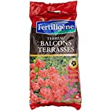 Fertiligene 8456 Terreau Balcons et Terrasses 6 L