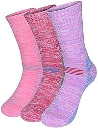 AnaZoz Calcetines de Otoño e Invierno Calcetines Deporte Calcetines Termicos Calcetines Largo Calcetines Montaña Calcetines de