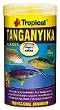Tropical Tanganyika Flockenfutter Tanganyikaseecichliden, Tanganjika, 1er Pack (1 x 250 ml)