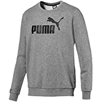 Puma 851750, Sweatshirt Uomo, Medium Gray Heather, L