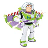 Vivid - Toy Story Talking Buzz Lightyear Space Ranger, Pixar Toy Story Collection [Versione Inglese]