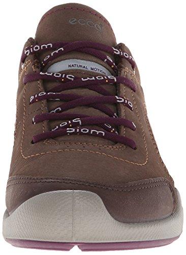 ECCO Ecco Biom Hybrid Walk Womens Damen Sneaker Braun (Coffee/Espresso/Burgundy)