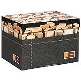 Braciere – ca. 13 kg di legna da ardere pronta da forno, legna da ardere in faggio