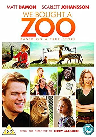 We Bought A Zoo [Edizione: Regno Unito] [Import anglais]