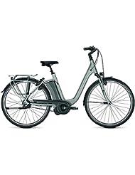 Kalkhoff E-Bike Agattu Excite i8R 17 Ah Damen silber 2018