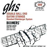 GHS DBGBXL Jeu de cordes pour Guitare électrique 9-42