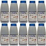 ProDot Kobra 3688 Laser Toner Powder Compatible For HP 35A, 36A, 88A, 278A, 285A Toner Cartridges (75gms) Set Of 50- Black