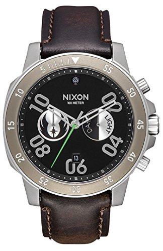 reloj-nixon-star-wars-jedi-black-a940sw2377-hombre-piel-marron