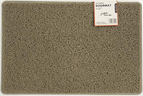 Nicoman - Felpudo para Puerta 60 x 40 cm