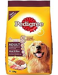 Pedigree Adult Meat & Rice 1.2kg
