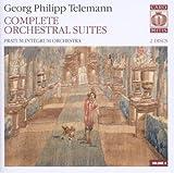 Sämtliche Orchestersuiten Vol.4