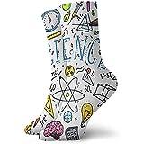 NA Neuheit lustige verrückte Crew Socke bunte Gravur Skizze Vintage gedruckt Sport athletische Socken 30 cm lange personalisierte Geschenk Socken