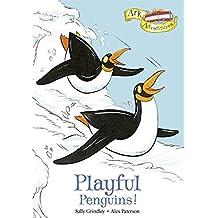 Playful Penguins! (Ark Adventures)