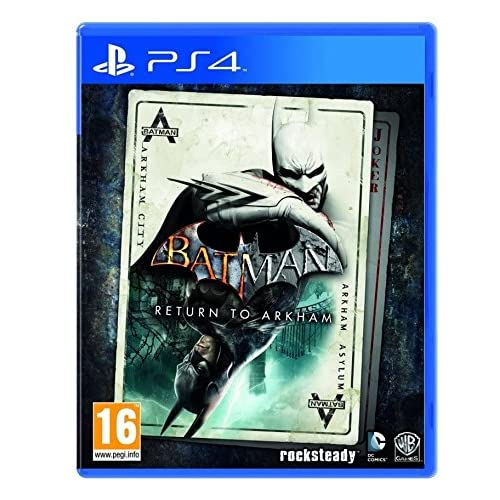 Batman: Return To Arkham 7