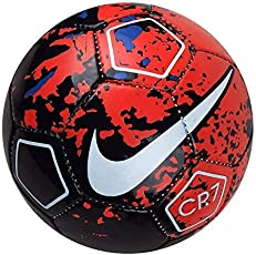 SMT CR7 Red Football Size-05