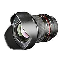 Walimex Pro 14 mm F/2.8 IF - Objetivo para cámara réflex Canon AF (filtr...