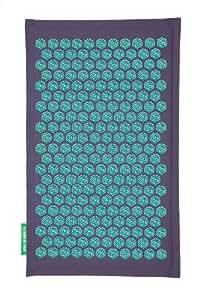 tapis de fleurs champ de fleurs mauve turquoise amazon. Black Bedroom Furniture Sets. Home Design Ideas