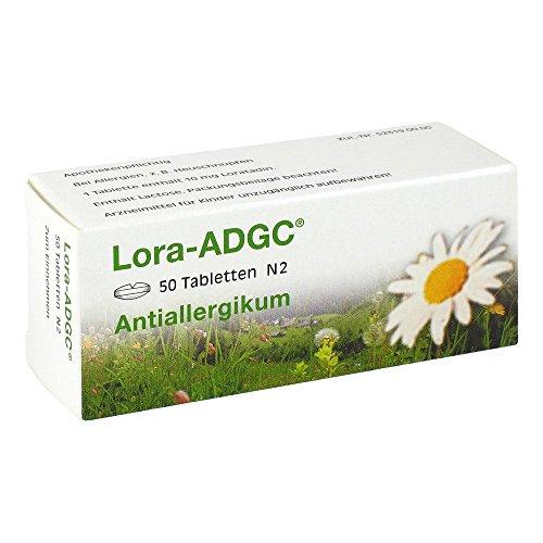Lora ADGC, 50 St. Tabletten