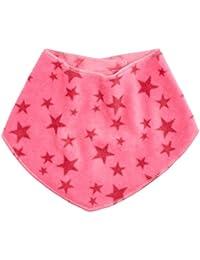 Playshoes Mädchen Halstuch Kinder Fleece-dreiecktuch Sterne