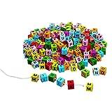 Goki Buchstabenwürfel, bunt, zum Aufziehen