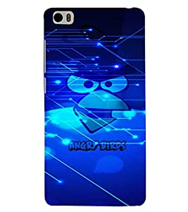 Fuson 3D Printed Cartoon Designer back case cover for Xiaomi Mi 5 - D4507