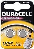 Duracell LR44 / LR1154 / V13GA / 4276 Knopfzelle, Alkaline, 2er Blister