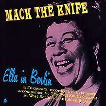 Mack the Knife-Ella in Berlin (Ltd. Edition 180g ) [Vinyl LP]